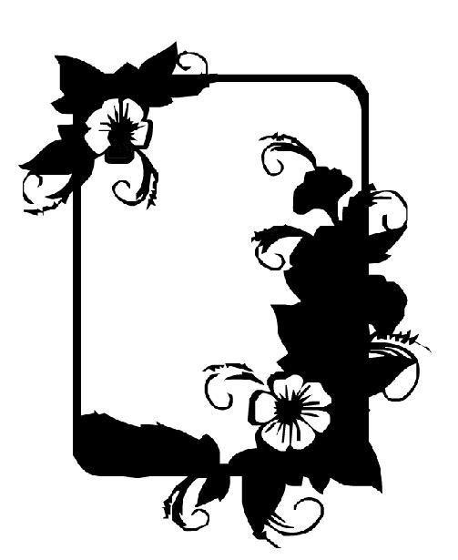 Sticker Cadre Baroque Sticker Meubles Cadrebaroque 0006 En