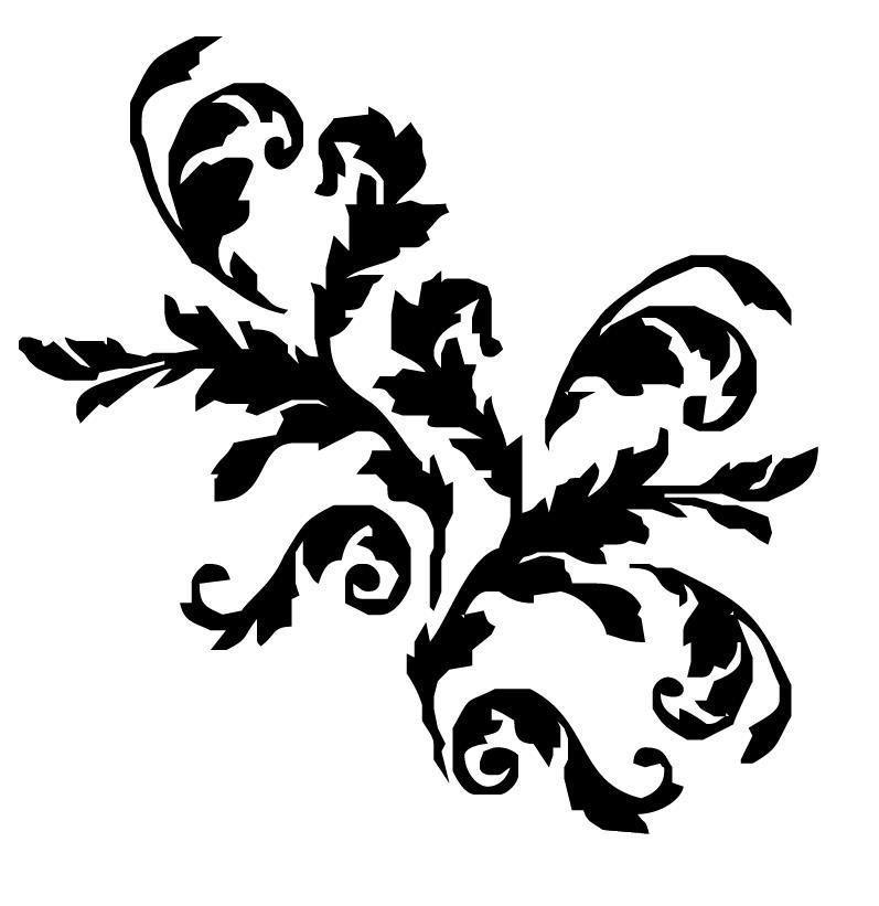 nail art baroque ambiance automne tutoriel nailartangel. Black Bedroom Furniture Sets. Home Design Ideas